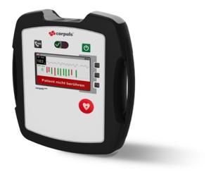Corpuls AED defibrillaattori