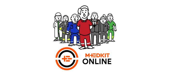 MedKit Online varastonhallintasovellus ensihoidolle, terveydenhuoltoon, sairaaloille oikeastaan mihin tahansa varastoon!